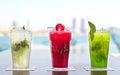 Mojito drinks Royalty Free Stock Photo