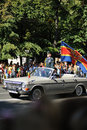 Moldova celebrates National Day Royalty Free Stock Image