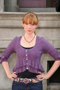 Molly Quinn Royalty Free Stock Image