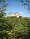 Mombeltran castle avila castilla y leon spain image of Royalty Free Stock Photos