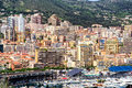 Monaco amazing view of city Royalty Free Stock Photography