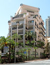 Monaco architecture of buildings monte carlo may the near grand casino on may in monte carlo Stock Images