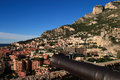 Monaco Fontvieille Royalty Free Stock Photos