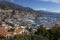 Monaco - French Riviera Royalty Free Stock Photo