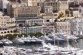 Monaco, Monte Carlo Royalty Free Stock Photo