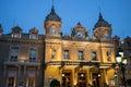 Monaco Monte Carlo Casino Royalty Free Stock Photo