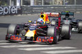 Monaco monte carlo may fia formula one world championship red bull racing Stock Photo