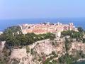 Monaco palace Stock Image