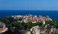 Monaco Palace Stock Photo