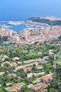 Monaco view Royalty Free Stock Photo