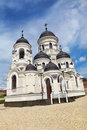 Monastery Capriana from Moldova Royalty Free Stock Images