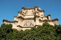 Monastery and Church of Saint Jerome in Granada Royalty Free Stock Photo