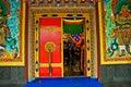 Monastery Entrance Stock Photography