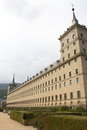 The Monastery of the Escorial Stock Image