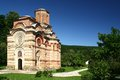 Monastery kalenic orthodox in serbia Stock Photography