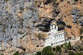 Monastery of Ostrog,  Montenegro Royalty Free Stock Photography