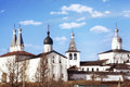 Monastery Russia Vologda Ferapontovo Royalty Free Stock Photo