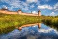 Monastery of Saint Euthymius. Suzdal, Russia Royalty Free Stock Photo