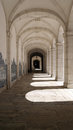 Monastery of saint vincent cloister lisbon portugal the Stock Photo