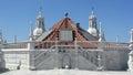 Monastery of saint vincent lisbon portugal the Stock Photography