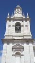 Monastery of saint vincent lisbon portugal the Royalty Free Stock Images