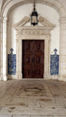 Monastery of saint vincent lisbon portugal the Stock Photo
