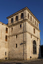 Monastery of San Pedro de Arlanza Royalty Free Stock Images