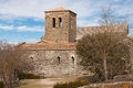 Monastery of Sant Pere Casserres Stock Photo