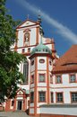 Monastery in Saxony Royalty Free Stock Photos