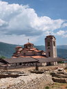 Monastery of St. Panteleimon, Ohrid, Macedonia Royalty Free Stock Images