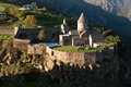 The Monastery of Tatev, Armenia. Stock Photo