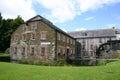 Monastic production house Buckfast Abbey Royalty Free Stock Photo