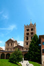 Monastry of Santa Maria Ripoll Spain Royalty Free Stock Photography
