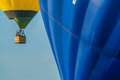 Mondial hot air ballon reunion in lorraine france chambley august august chambley Stock Photo