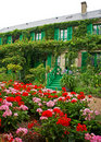 Monet's House, Giverny Royalty Free Stock Images