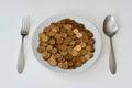 Money As Raw Food.