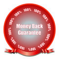 Money Back Guarantee Stock Image