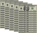 Money background Stock Image