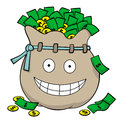 Money bag Stock Images