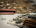 Money Coins Change Royalty Free Stock Photo