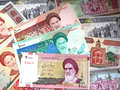 Money Of Iran Royalty Free Stock Images