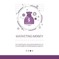 Money Marketing Vision Business Idea Banner With Copy Space Royalty Free Stock Photo