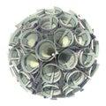 Money moneys ball finance business dollars many hundred dollar banknotes Royalty Free Stock Photos