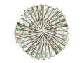 Money to form a circle Royalty Free Stock Photo