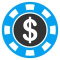 Money Token Flat Icon