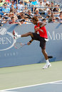 Monfils Gael US Open 2008 (15) Stock Photography