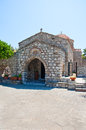 Moni Thari, Rhodes, Greece. Royalty Free Stock Photo