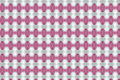 Monica textile pattern in a violet mixture of colours with interesting geometries Stock Photo