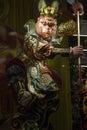 Monkey King - Sun Wukong Royalty Free Stock Photo