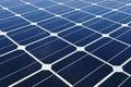Mono-crystalline solar cells Stock Images